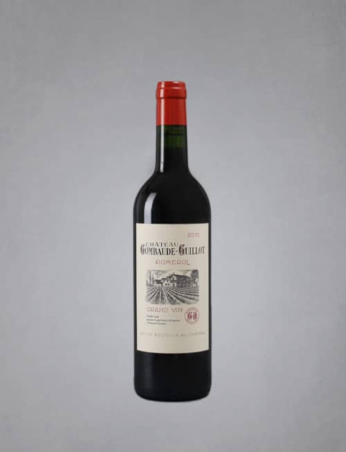 Gombaude-Guillot, Pomerol 2011