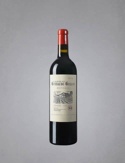 Gombaude-Guillot, Pomerol 2016